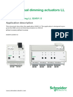 Knx Dimmer Actuator