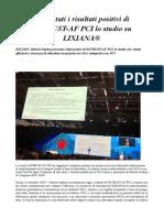 Daiichi Sankyo Europe Presentati i risultati positivi di ENTRUST-AF PCI lo studio su LIXIANA®