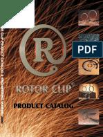 Rotor Clip Catalog