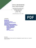 Diseases Metabolism