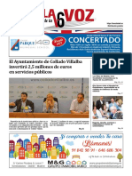 La Voz de La A6 n193- Septiembre 2019