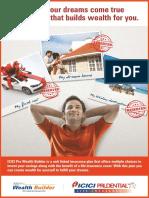 Wealth Builder Leaflet