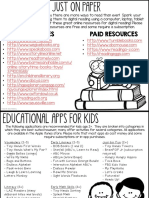 links for parents