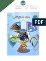 FLUJOGRAMA Cilclos Del Agua Ecologia