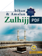 Buku Kelebihan 10 Zulhijjah