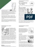 Ficha 12-Las Parábolas de Jesús PADRES