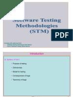 Software Testing Methodology