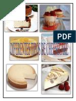 10 DIFERENTES DELICIOSOS TIPOS DE CHEESECAKE.pdf