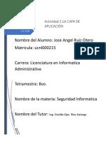 Act 2000 La Capa de Aplicacion