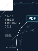 Space Threat Assessment
