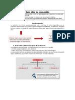 Guía Plan de Redacción