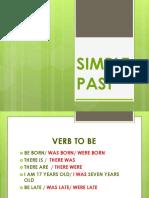 Simple Past - Copia