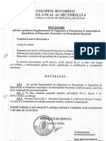 Regulamentul de Functionare 2015