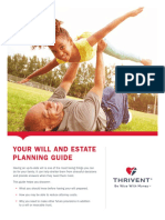 Will and Estate Planning Guide