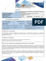 Guia de actividades y rúbrica de evaluación - Pre - tarea. Pre saberes del curso 2019-4.doc