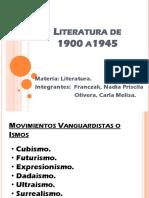 literatura 1900 1945.pptx