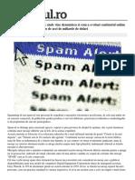 Spam  Definitie