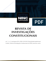 Controle de Convencionalidade - Sagüés