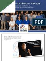 Catalogo Escola de Pastores Piba