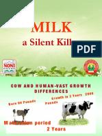 Milk Silent Killer