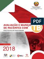 Protocolo Nacional Tuberculose 2018- Mocambique