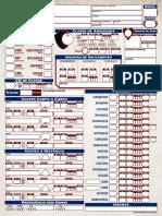 PF2 - Ficha de Personagem