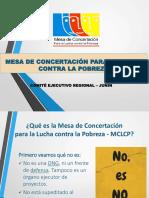 Mesa de Concertacion Presentación Prov. Junin Ok