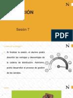 Sesión 7 - Ventajas y Deseventajas - Proceso de Gestión