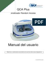 manual de usuario QCA