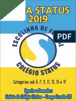 Copa Status 2019 Tabela Final