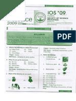 ios2009