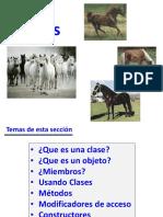 Curso Java Básico 2012 Clases