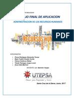ADM de RRHH-Proyecto de aplicacion.docx