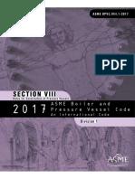 ASME VIII 2017