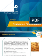 Evaluación Final Amazon