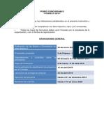 Ejemplo - Formulario Postulacion FONDECO 2019