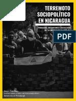 Terremoto Sociopolitico en Nicaragua_Procesos, Mecanismos y Resultados de La Oleada de Protestas de 2018