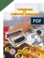 Typing Plan