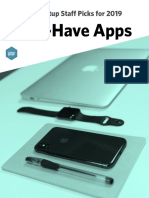 Apple Must Have Apps