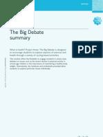 PE 3 the Big Debate