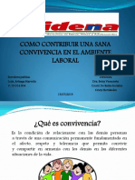 La Convicencia en PDF.