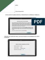 Evidencia 4 Planeacion de Presupuesto Simulador Empresa Tornicol