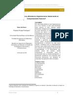 Paper Comportamiento Humano en Las Organizaciones