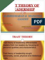 Traittheoryofleadership 121123120005 Phpapp02 Converted