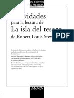 ACTIVIDADES PARA LA LECTURA DE LA ISLA DEL TESORO