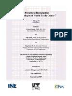 UAF WTC7 Draft Report 09-03-2019