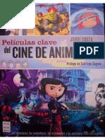 Películas Clave Del Cine de Animación - Jordi Costa