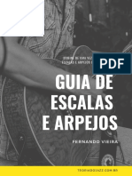 Guia de Escalas e Arpejos - Teoriadojazz.com.Br