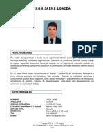 HOJA DE VIDA JHON JAIME LOAIZA - LOGISTICA.docx
