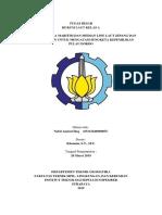 Penentuan Batas Wilayah Laut Sengketa Pulau Dokdo